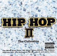 Cover  - Hip Hop II - The Collection