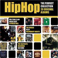 Cover  - Hip Hop: The Perfect Collection - 20 Original Albums / La discothèque idéale en 20 albums originaux