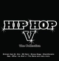 Cover  - Hip Hop V - The Collection