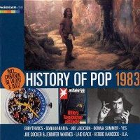 Cover  - History Of Pop 1983