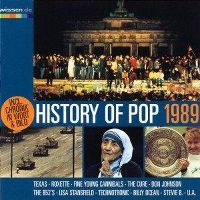 Cover  - History Of Pop 1989