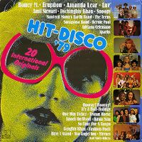 Cover  - Hit-Disco '79