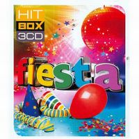 Cover  - Hit Box 3CD - Fiesta
