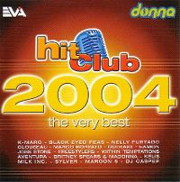 Cover  - Hit Club - The Very Best Of 2004
