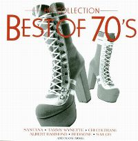 Cover  - Hit Collection - Best Of 70's