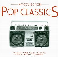 Cover  - Hit Collection - Pop Classics
