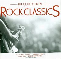 Cover  - Hit Collection - Rock Classics