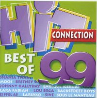 Cover  - Hit Connection - Best Of 1999