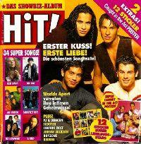 Cover  - Hit! Das Showbiz-Album