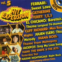 Cover  - Hit Explosion Vol. 5