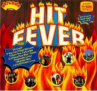 Cover  - Hit Fever
