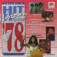 Cover  - Hit History - Vol. 24: 1978