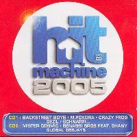 Cover  - Hit Machine 2005 Vol. 20