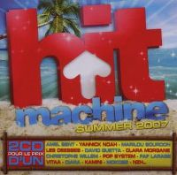 Cover  - Hit Machine Summer 2007