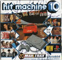 Cover  - Hit Machine Volume 10