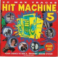 Cover  - Hit Machine Volume 5