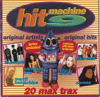 Cover  - Hit Machine Volume 9