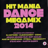 Cover  - Hit Mania Dance Megamix 2014