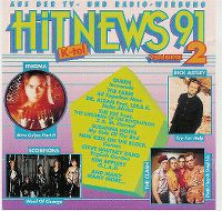 Cover  - Hit News 91 Volume 2