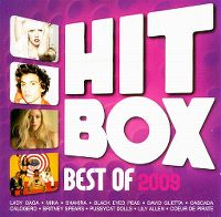 Cover  - Hitbox - Best Of 2009