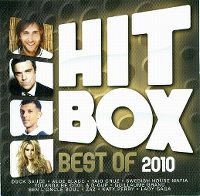 Cover  - Hitbox - Best Of 2010