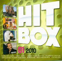 Cover  - Hitbox 01 2010