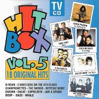 Cover  - Hitbox Vol. 5