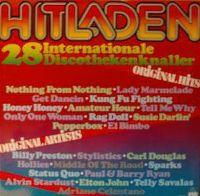 Cover  - Hitladen - 28 Internationale Discothekenknaller