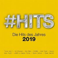 Cover  - #Hits - Die Hits des Jahres 2019