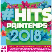 Cover  - #Hits - Printemps 2018