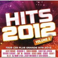 Cover  - Hits 2012 Volume 3