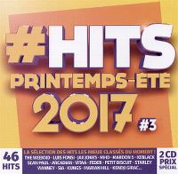 Cover  - #Hits 2017 #3 - Printemps-été