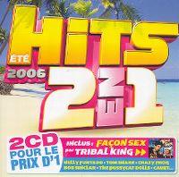 Cover  - Hits 2 en 1 été 2006