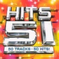 Cover  - Hits 51: 50 Tracks - 50 Hits