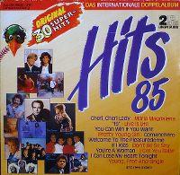Cover  - Hits 85 - Das internationale Doppelalbum - Original 30 Super-Hits