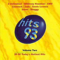 Cover  - Hits 93 Volume Two