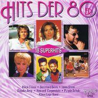 Cover  - Hits der 80er