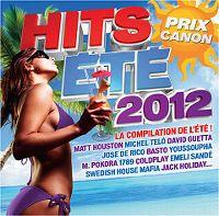 Cover  - Hits été 2012