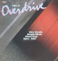 Cover  - Hits In Overdrive