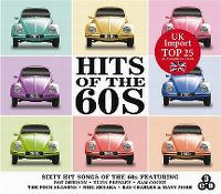 Cover  - Hits Of The 60's