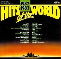Cover  - Hits Of The World 1982/1983