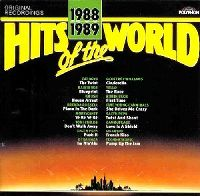 Cover  - Hits Of The World 1988/1989
