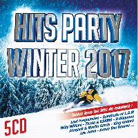Cover  - Hits Party Winter 2017