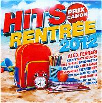 Cover  - Hits rentrée 2012