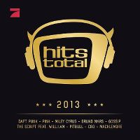 Cover  - Hits Total 2013