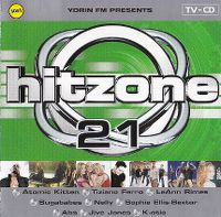 Cover  - Hitzone 21