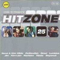 Cover  - Hitzone 25