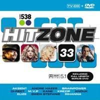 Cover  - Hitzone 33