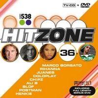 Cover  - Hitzone 36