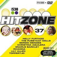 Cover  - Hitzone 37